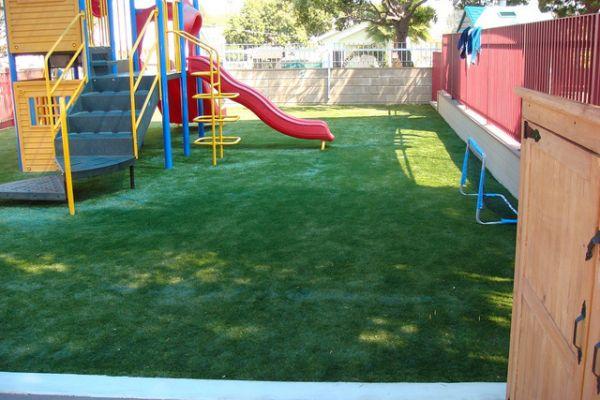 Turf Now!™ Playground Grass Slide
